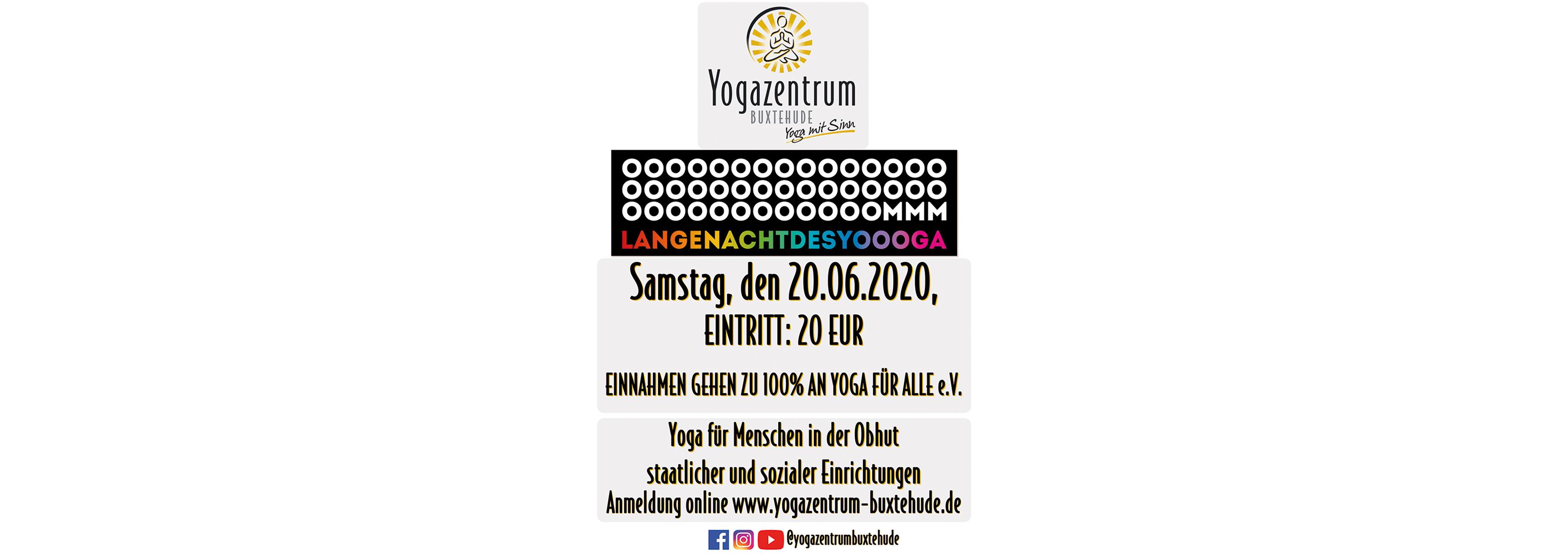 yoganacht langenachtdesyoga buxtehude yogahilft yoga für alle